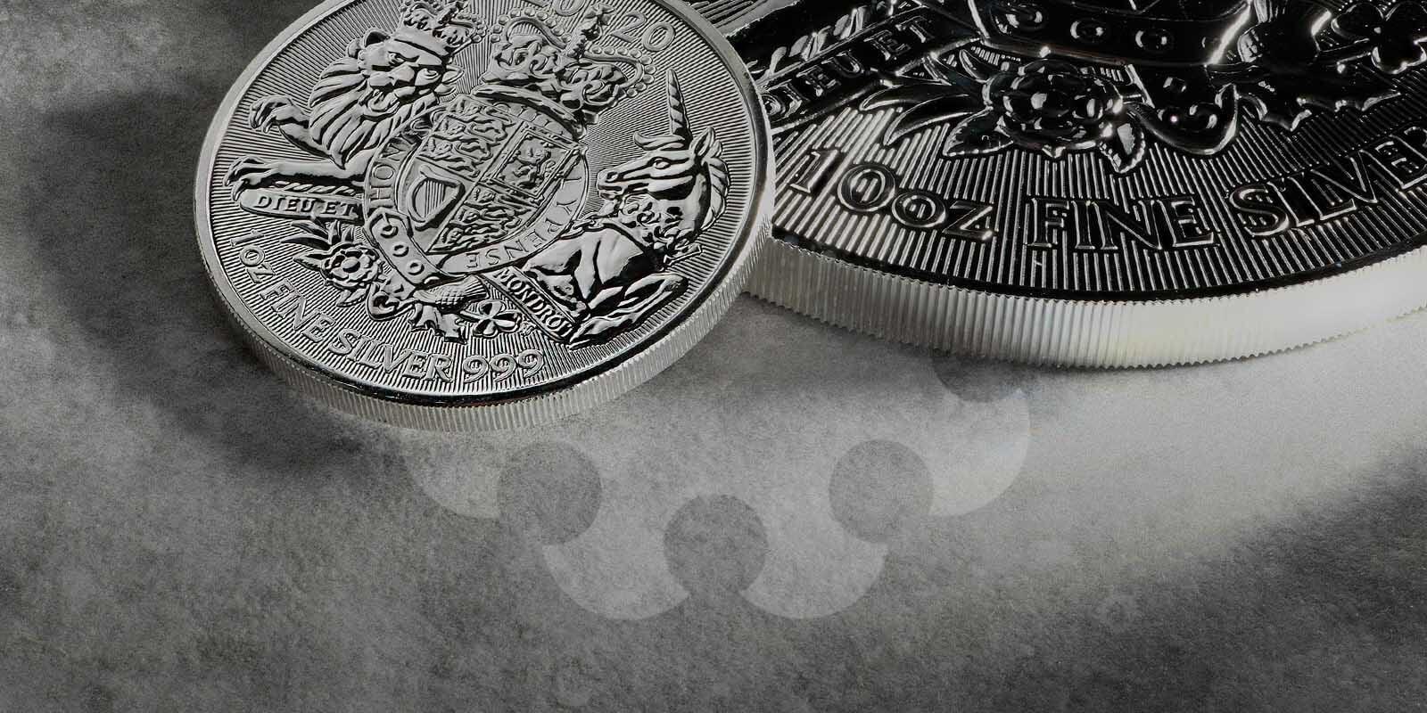 Buy Silver Bullion   Buy Silver Bars & Coins   Royal Mint Bullion