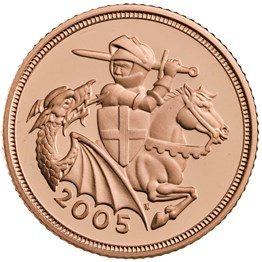 The Half-Sovereign 2005