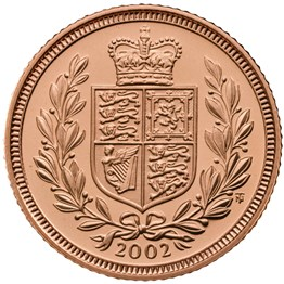 The Half-Sovereign 2002