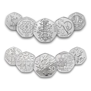 Our Coins | The Royal Mint