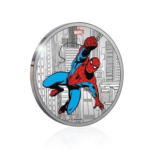 Marvel™  Limited Edition Medal Covers