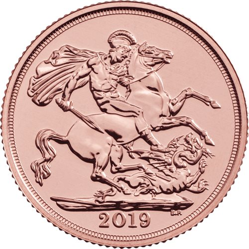 2019 Bullion Sovereign