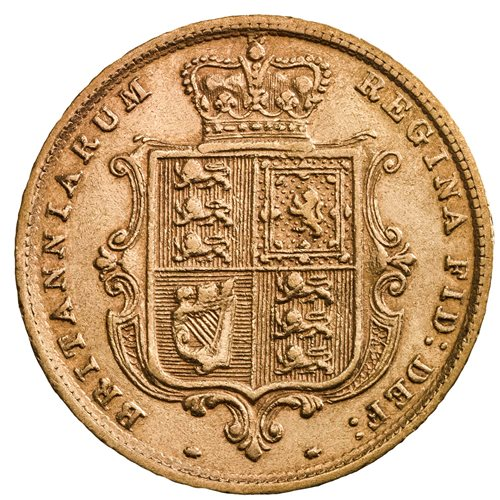 The Half Sovereign