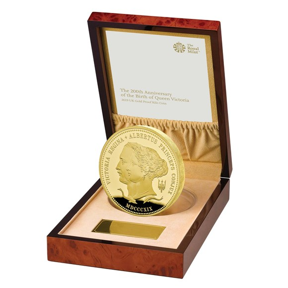 Queen Victoria Coin - 200th Anniversary   The Royal Mint