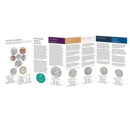 The 2020 United Kingdom Brilliant Uncirculated Annual Coin Set
