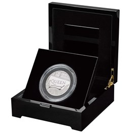 Queen 2020 UK Five Ounce Silver Proof Coin