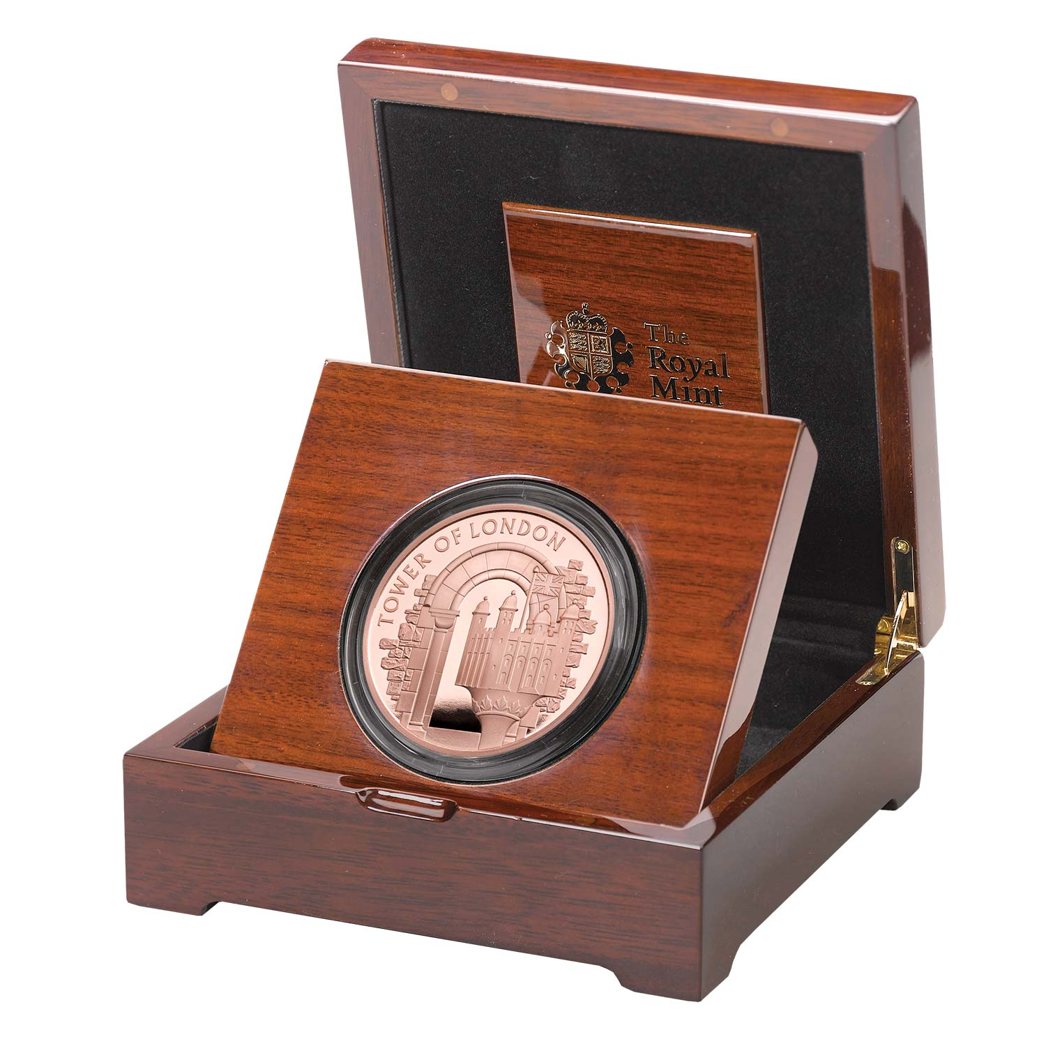 The White Tower 2020 UK £5 Gold Proof Coin