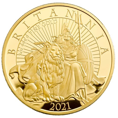 Britannia 2021 Proof Coins
