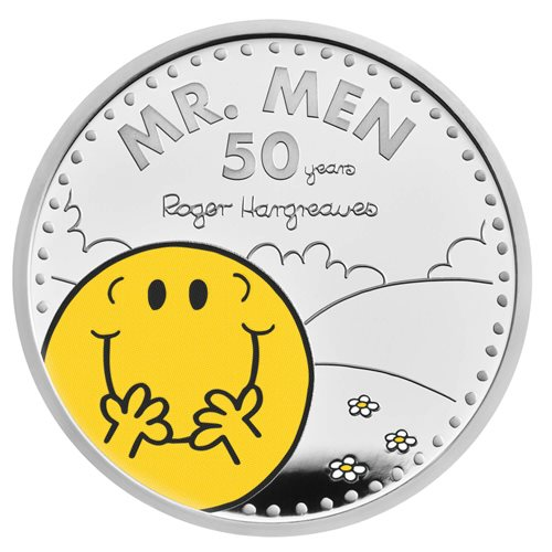 Mr. Men Little Miss - Mr Happy