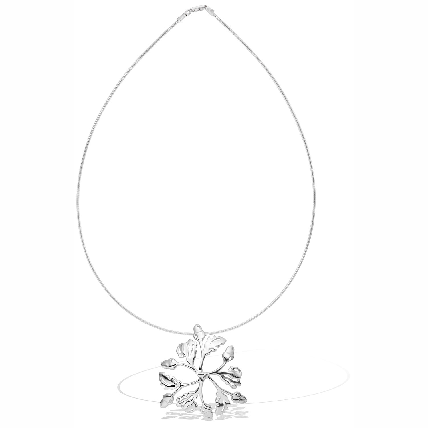 Sprig Choker Necklace