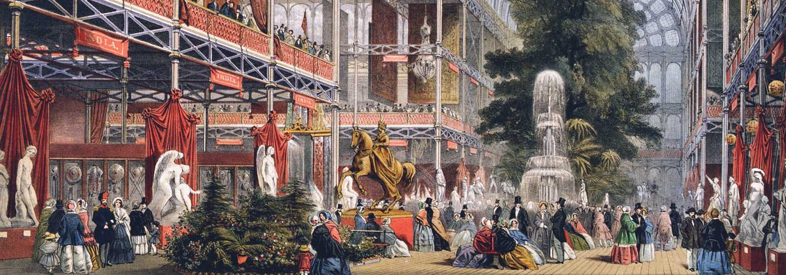 The Royal Exhibition 1851