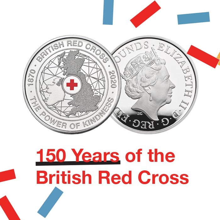 The British Red Cross Coin – Behind The Design