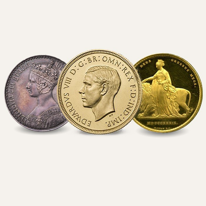 The broad appeal of historic coins