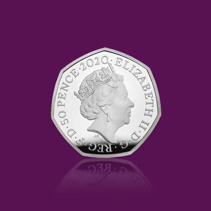 Five portraits of Her Majesty Queen Elizabeth II