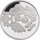 E - English Breakfast Silver 10 pence
