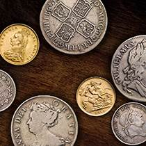 Historic Coins