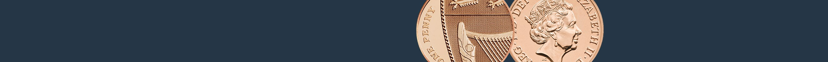 One Penny Coin | The Royal Mint