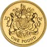 1983 One Pound Coin