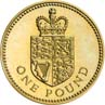 1988 One Pound Coin
