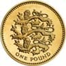 1997 One Pound Coin
