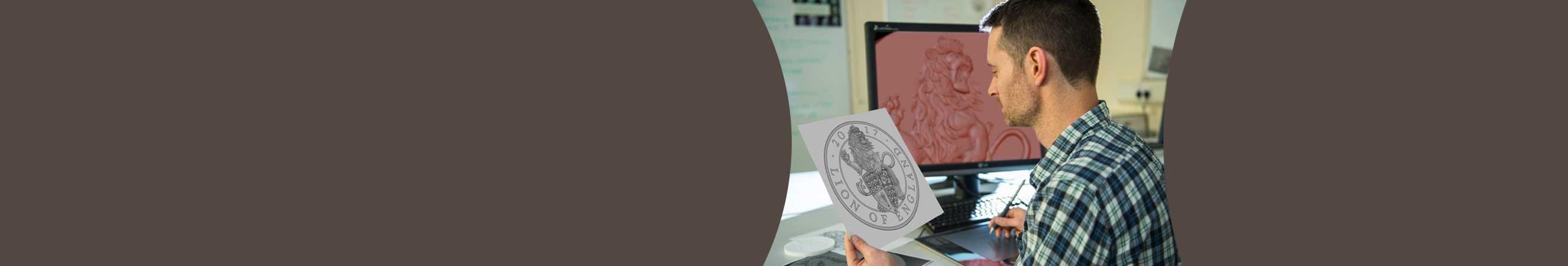 Meet the Designer of Queens Beast | The Royal Mint
