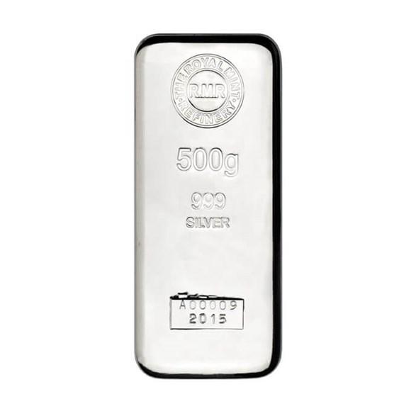 Silver Bars The Royal Mint