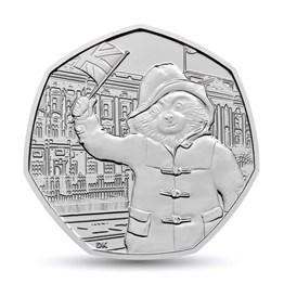 Royal Mint 50p