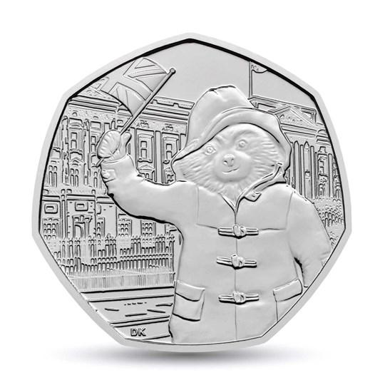 939257fe31 Paddington™ at Buckingham Palace BU Coin