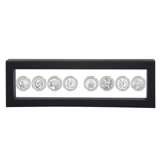 Great British Coin Hunt Black Name Frame | The Royal Mint