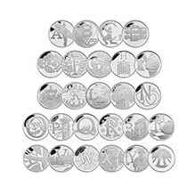Collections and Coin Series