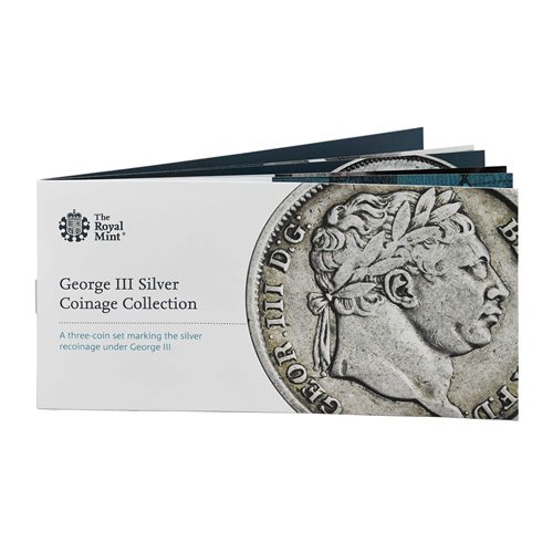 George III coin Sets