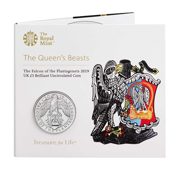 The Queen's Beasts Series | The Royal Mint