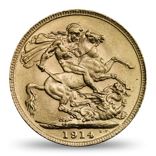 Historic Sovereigns