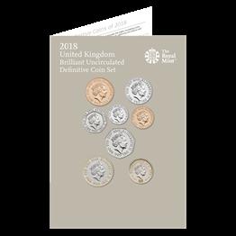 Royal Mint Annual Set
