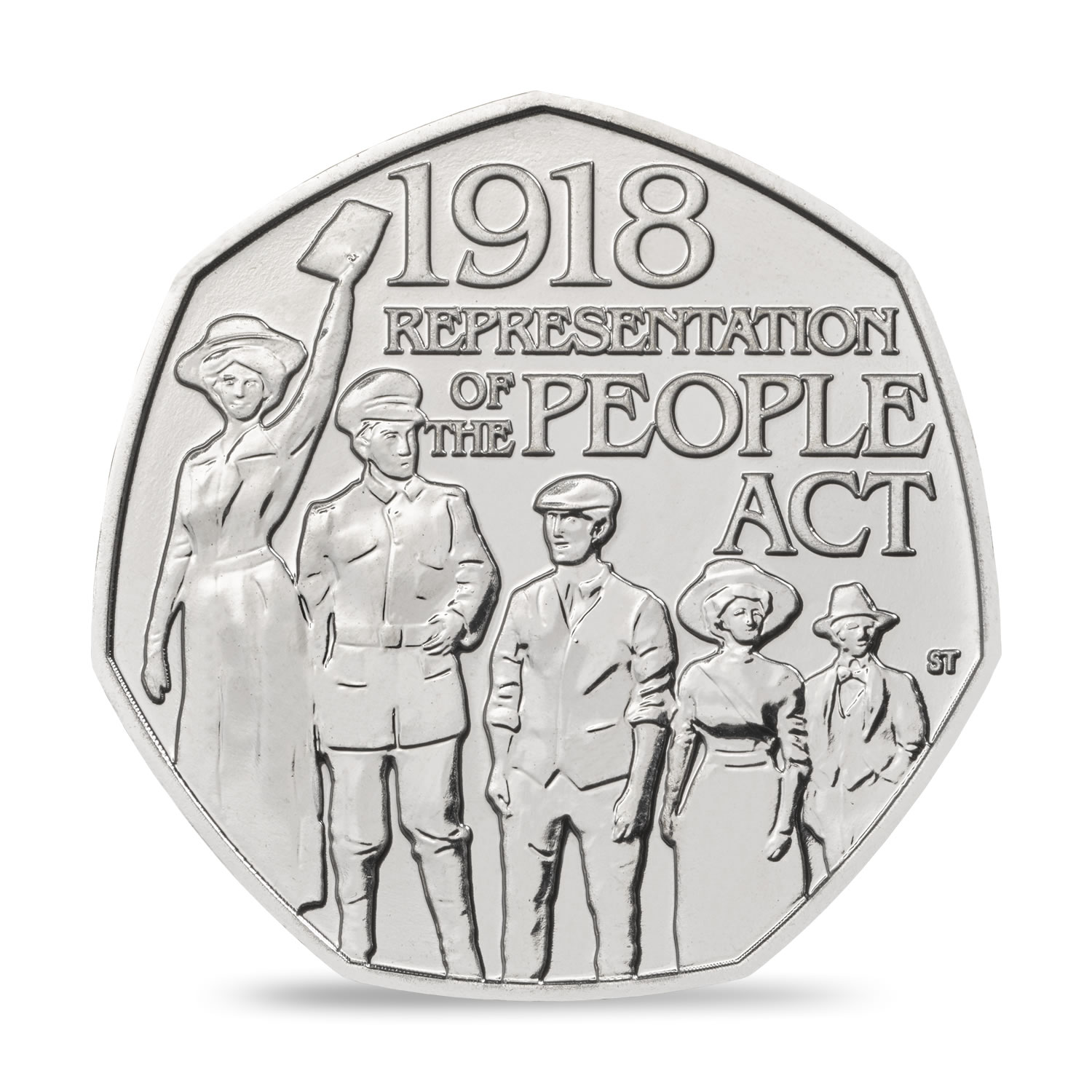 Representation of the People Act | The Royal Mint