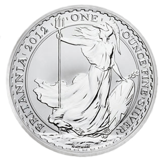 The 2012 Britannia Bullion Coin