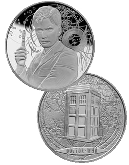 The Doctor Who Medals